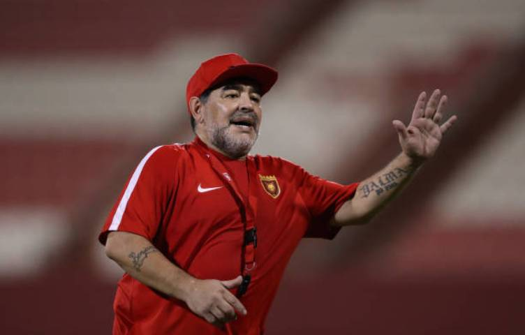 """Maradona: """"Nepozivanje Gonzala u reprezentaciju je pogrešno"""""""