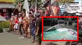 Mahasiswa Rayakan Kemerdekaan Papua di Surabaya, Kenapa Aparat Sibuk Urus Baliho HRS?