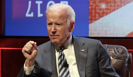 Larry Elder: Joe Biden, Dems and the Race Card--They Don't Leave Home Without It