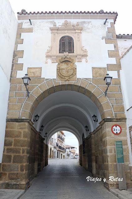 Arco de la Concepción de Alcántara