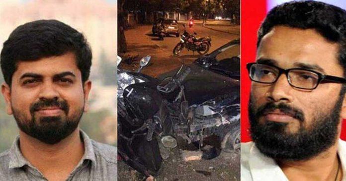 Accident of journalist: Charges framed against Sriram Venkitraman,www.thekeralatimes.com