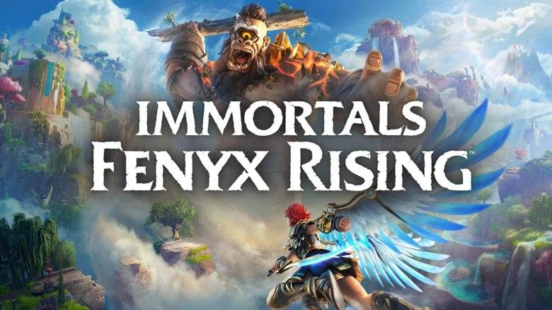 تحميل لعبة Immortals Fenyx Rising للكمبيوتر