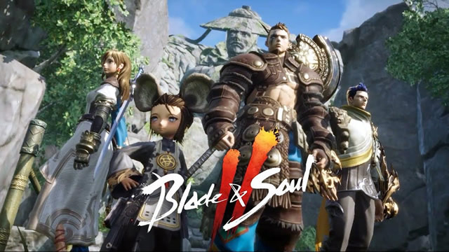 blade and soul Best free games
