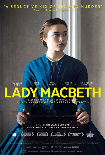 Film Lady Macbeth 2017 Bioskop
