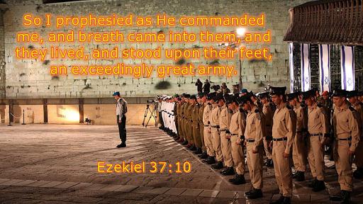 The (IDF) in the Pre-Tribulation Prophecies