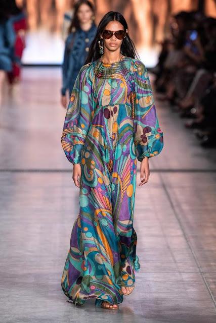 Модное платье весна-лето 2020 10