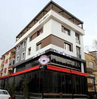 Servi Mahallesi Hilton Otel Mevki Özel Konut İnşaatı