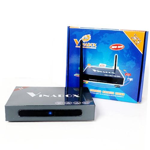 Khuyến mãi mua VinaBOX X1 - Đầu thu Android TV BOX 4K Giá Rẻ
