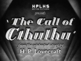 The Call of Cthulhu (2005), una película de Andrew Leman inspirada en el relato de H.P. Lovecraft