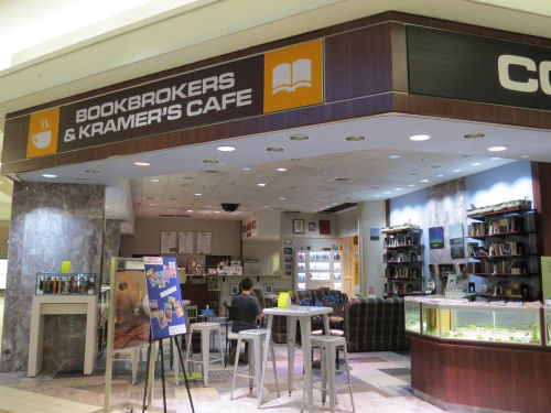 Bookbrokers & Kramer's Cafe