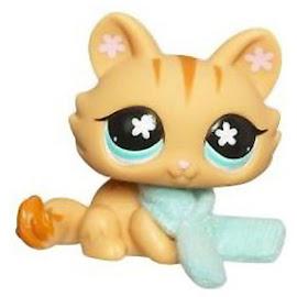 Littlest Pet Shop Multi Pack Kitten (#649) Pet