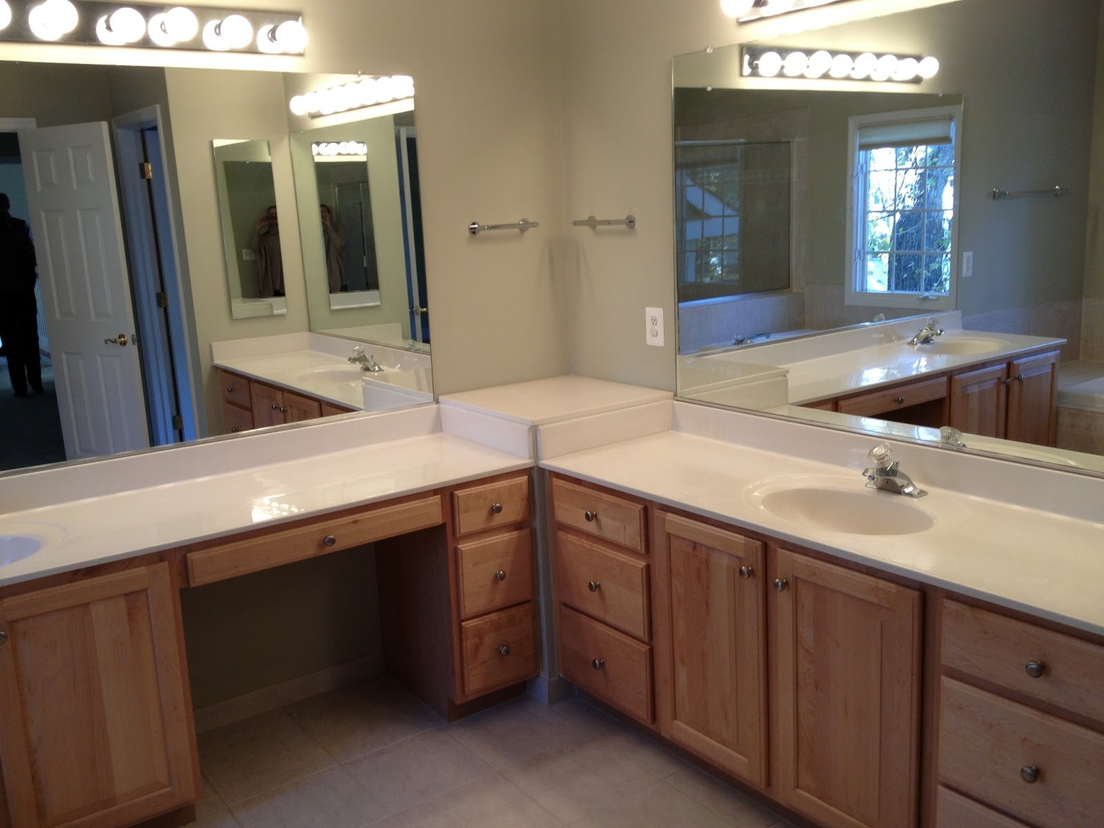 great image result for black with grey gel stain bathroom vanity sanding  with corner bathroom vanity.