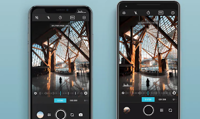 تطبيق Moment Pro Camera