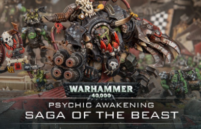 Saga of the Beast Preview: New Ork Rules