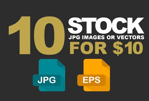 10 Stock HQ jpg or EPS vector image for $10