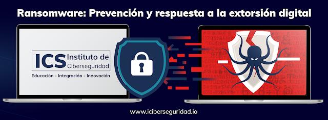 Taller | Ransomware: Prevencion y respuesta a la extorsión digital