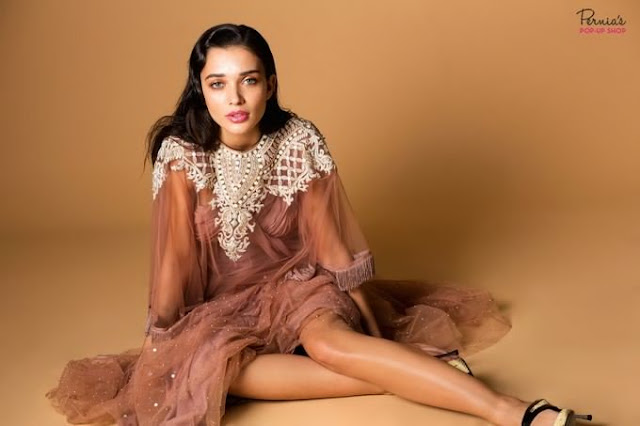 Amy Jackson Pernia's Pop-Up Shop Photoshoot