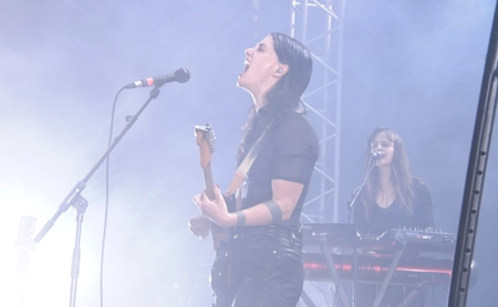 Live Bootlegs: Sharon Van Etten - Live @ Glastonbury