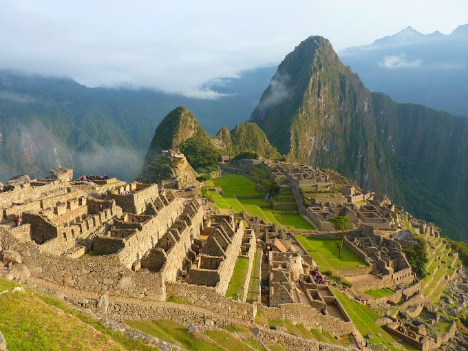 Az ősi inka romvárost szándékosan építették az Andok törésvonalaira