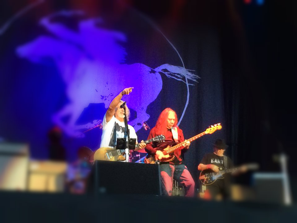 Neil Young & Crazy Horse Mönchengladbach