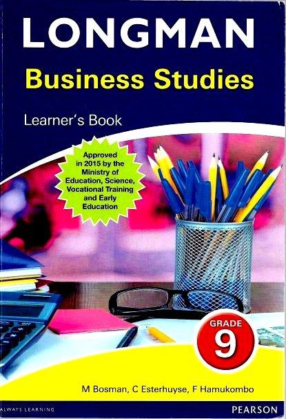Ecz Textbooks Ecz Materials