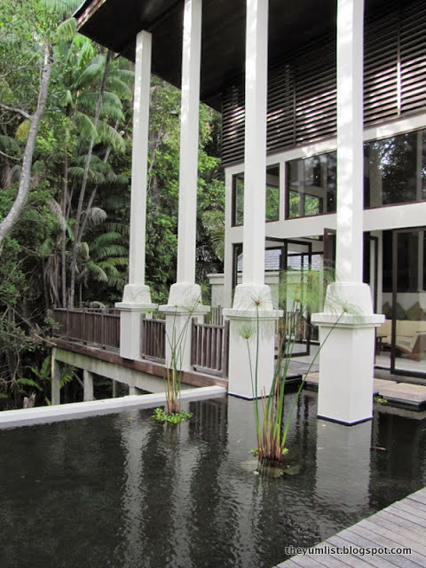best resorts malaysia, luxury spa, YTL