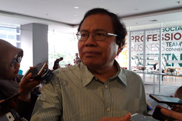 Rizal Ramli: Pemerintah Enggak Berani dengan Importir Gede