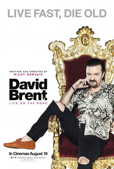David Brent: Life on the Road 2016 ταινιες online seires oipeirates greek subs