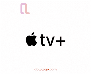 Logo Apple TV+ Vector Format CDR, PNG