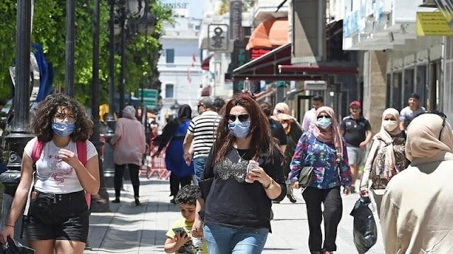 تونس حظر التجوّل