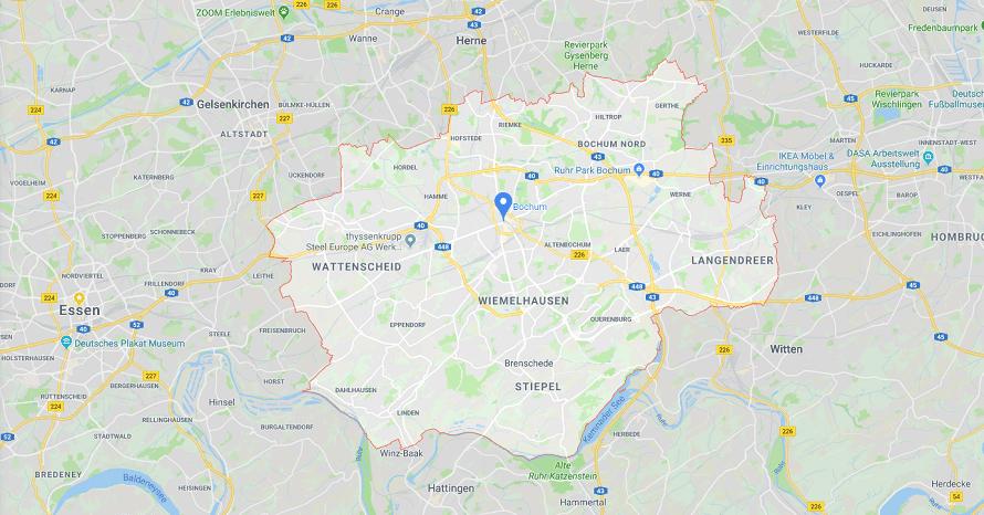 Haushaltsauflösung in Bochum
