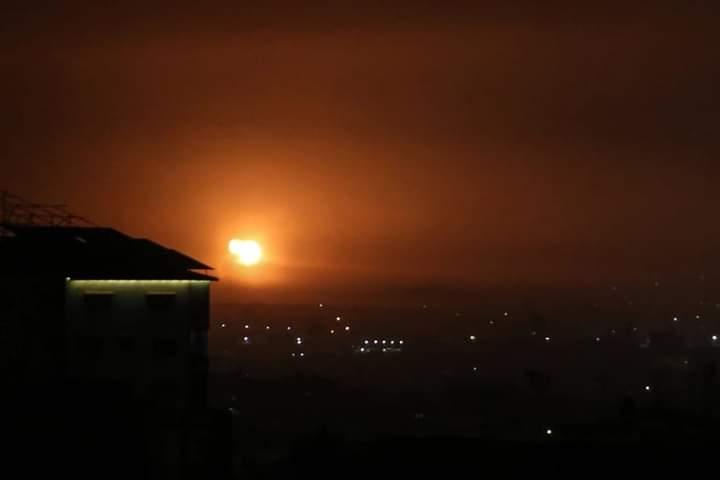 Masuk Bulan Ramadhan, Israel Kembali Gempur Sebagian Wilayah Gaza