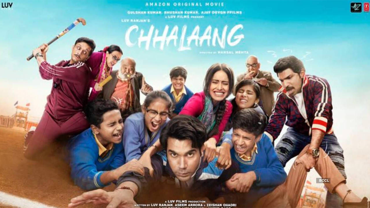 Chhalaang Full Movie Review In 3Movierulz
