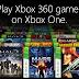 Τα παιχνίδια του Xbox 360 θα είναι backwards compatible με το Xbox Scorpio