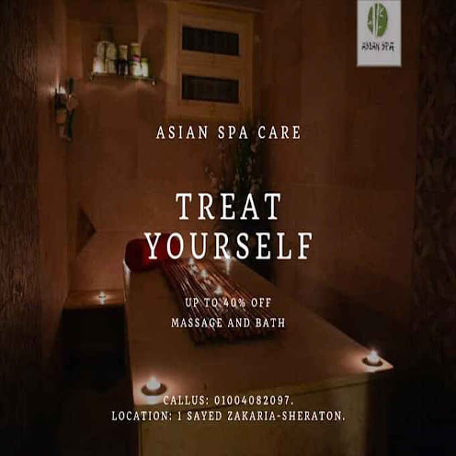 asian spa care