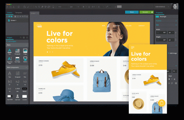 Flinto-Web Design tools to streamline your workflow and  boost creativity-Hire A Virtual Assistant