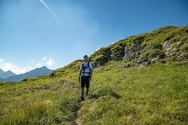 Bergtour Rappenstein von Steg  Wandern Fürstentum Liechtenstein 08