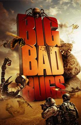 Big Bad Bugs 2012 Full Movie Dual Audio Hindi BluRay 480p Download