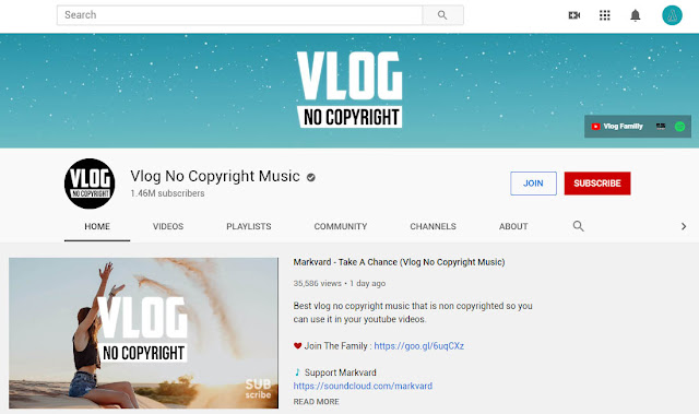 Vlog No Copyright Music