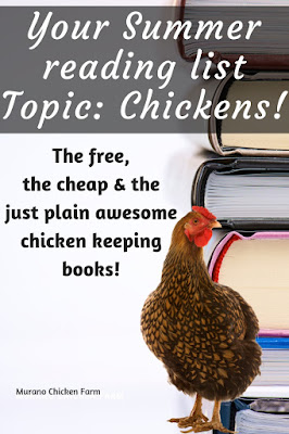 best chicken keeping books