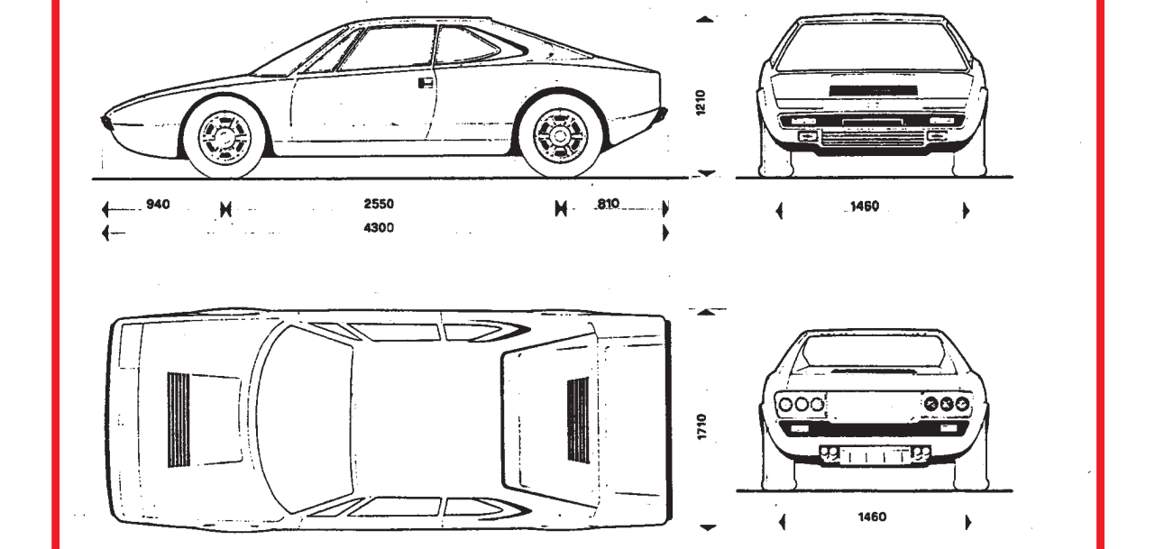 Ferrari Dino 308 Gt4 Workshop Manual