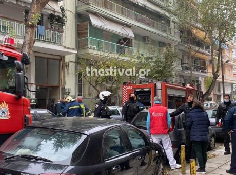 Τραγωδία: Κάηκε 16χρονος ΑΜεΑ στη Θεσσαλονίκη από φωτιά στο δωμάτιό του (βίντεο)