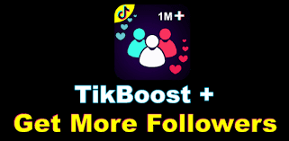 TikBooster APK Free Tiktok fans and likes For Android