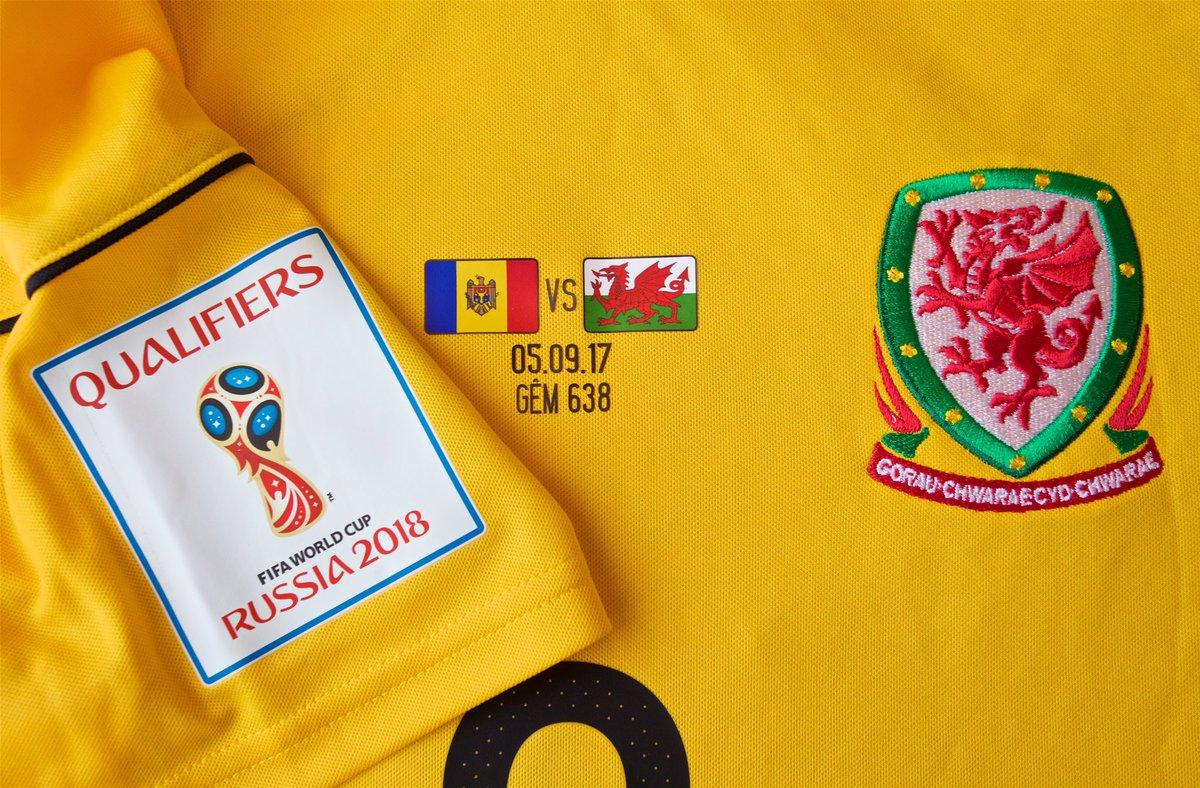 País de Gales usará camisa especial em partida pelas Eliminatórias ... da3c0cd6f11e8