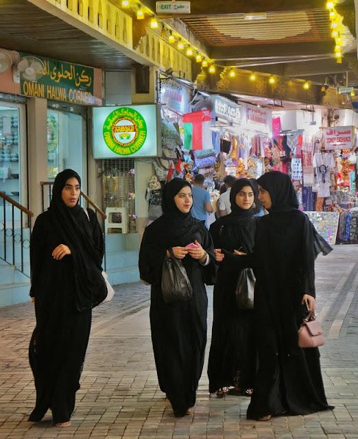 O que vestir em Omã