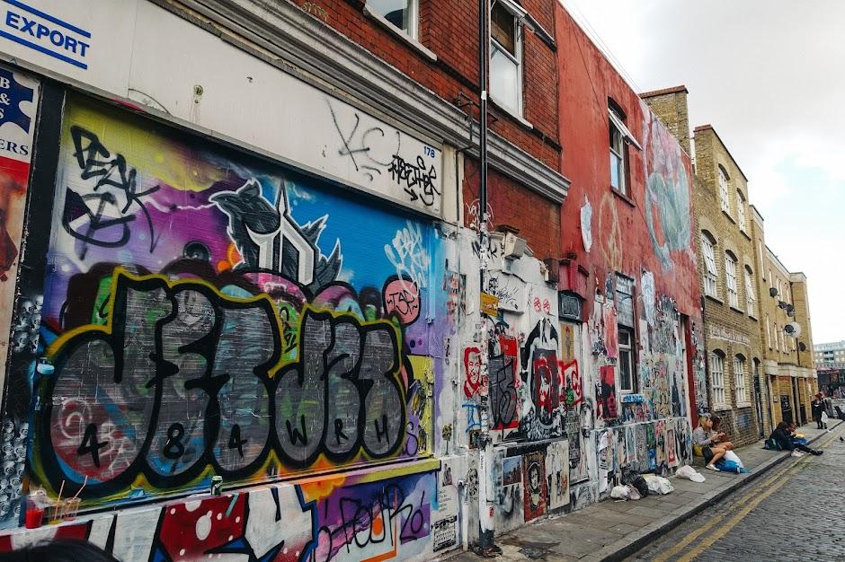 チェシャー・ストリート(Cheshire Street)