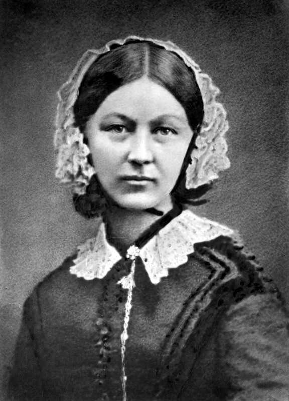 florence nightingale national history day On 4 november 1854, florence nightingale arrived in turkey with a group of 38 nurses from england britain was at war with russia (the crimean war 1854-1856) and the conditions in the hospitals were very bad.