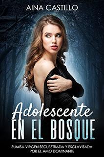 Adolescente en el Bosque- Aina Castillo