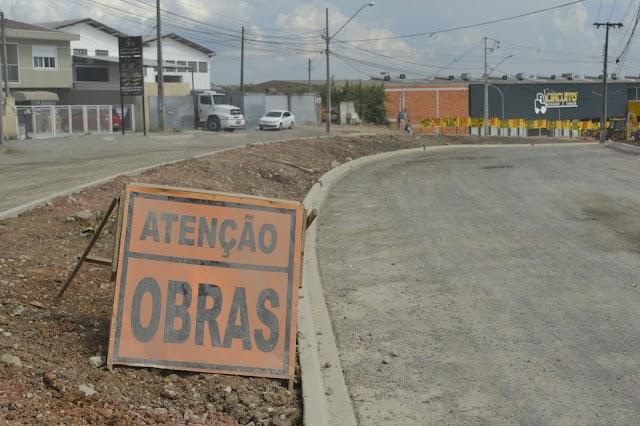 Colombo investe mais em obras do que Curitiba segundo levantamento do Tribunal de Contas do Paraná