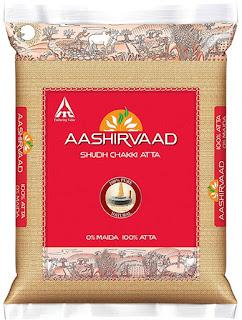 Aashirvaad Shudh Chakki Atta, 10 kg